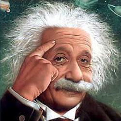 Ugle Albert Einstein